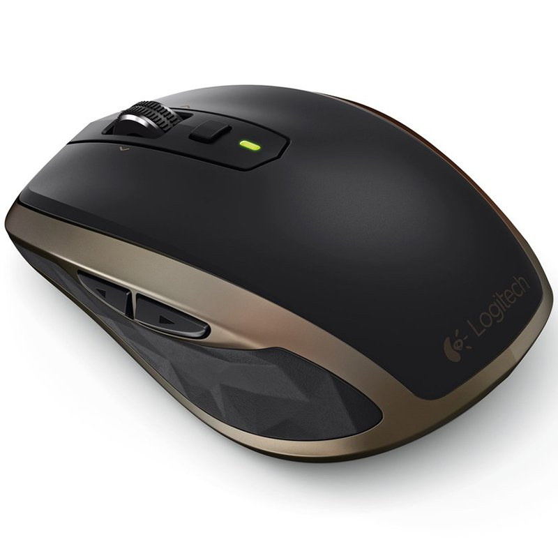 Input Devices - Mouse Box LOGITECH 910-004374 LOGITECH Bluetooth Anywhere Mouse MX 2 - EER2