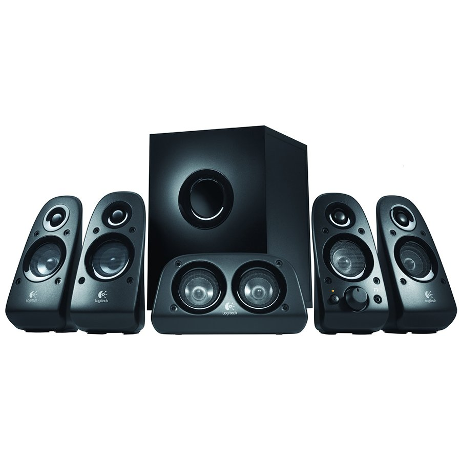 Multimedia - Audio System LOGITECH 980-000431 LOGITECH Audio System 5.1 Z506 - EMEA