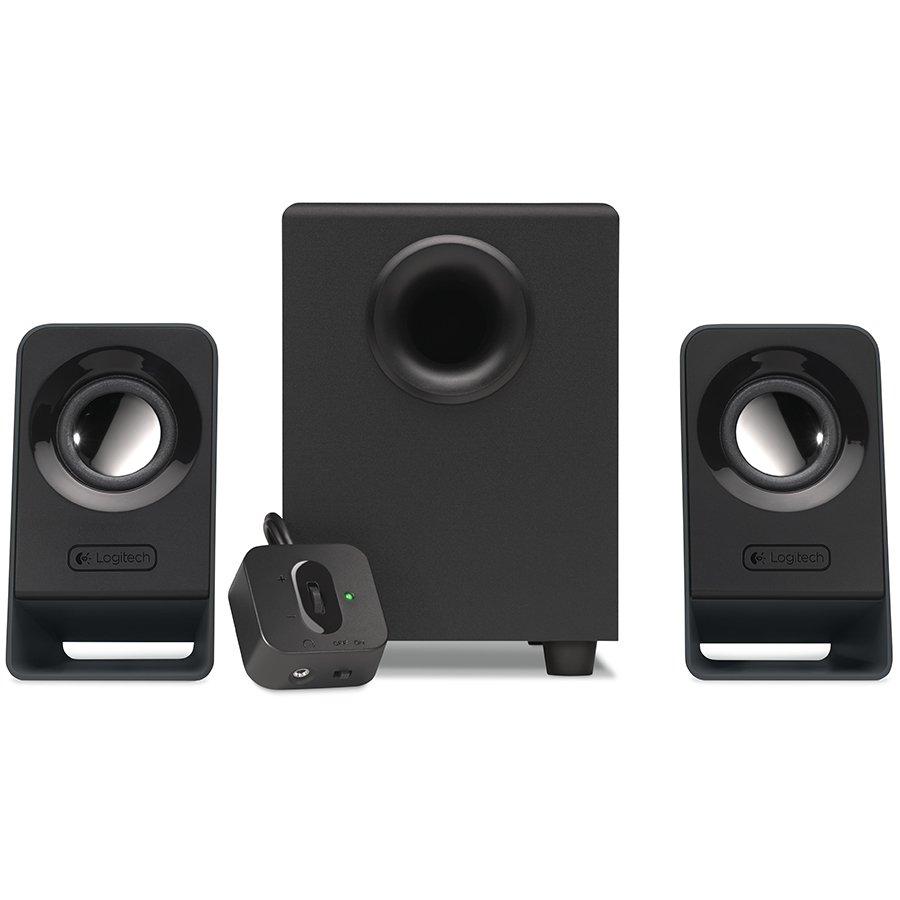 Multimedia - Audio System LOGITECH 980-000942 LOGITECH Audio System 2.1 Z213 - EMEA