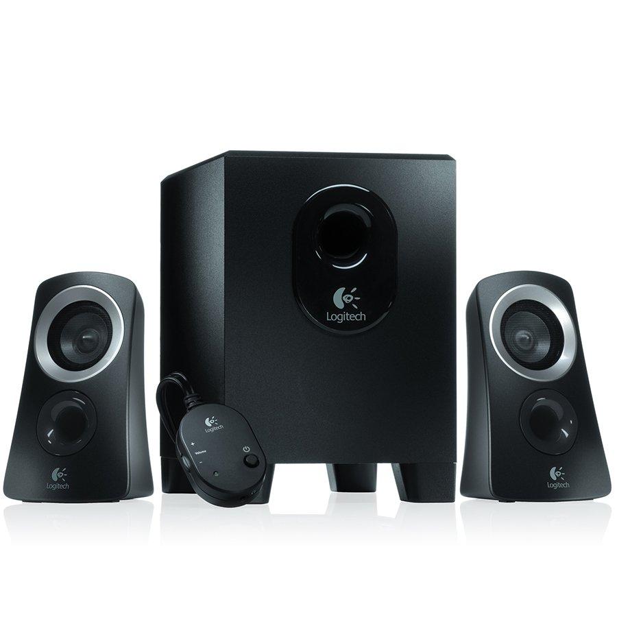 Multimedia - Audio System LOGITECH 980-000413 LOGITECH Audio System 2.1 Z313 - EMEA