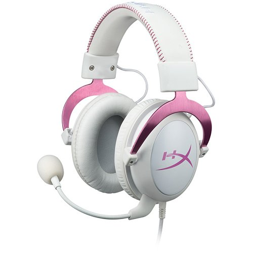 Multimedia - Headset KINGSTON KHX-HSCP-PK Kingston  HyperX Cloud II - Pro Gaming Headset (Pink), EAN: '740617235685