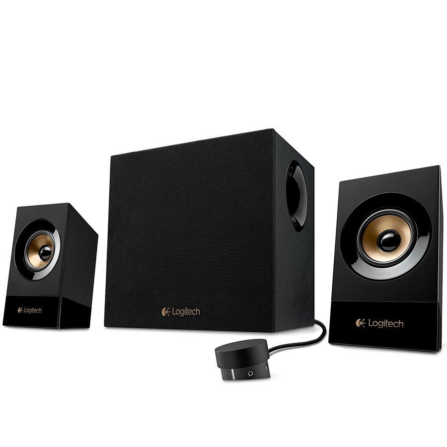 Multimedia - Audio System LOGITECH 980-001054 LOGITECH Audio System 2.1 Z533 - EU - BLACK