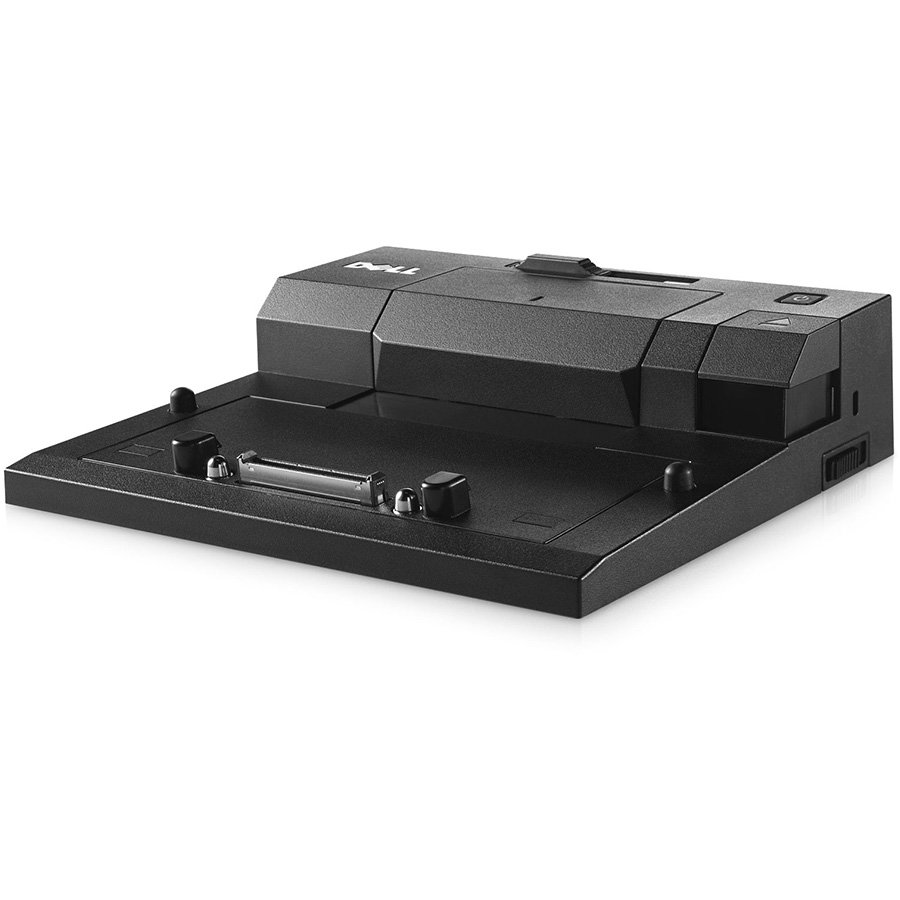 Port Replicator DELL 452-11514 Dell Simple E-port II with 240W AC Adapter  USB 3.0  without stand (Kit) - EURO1