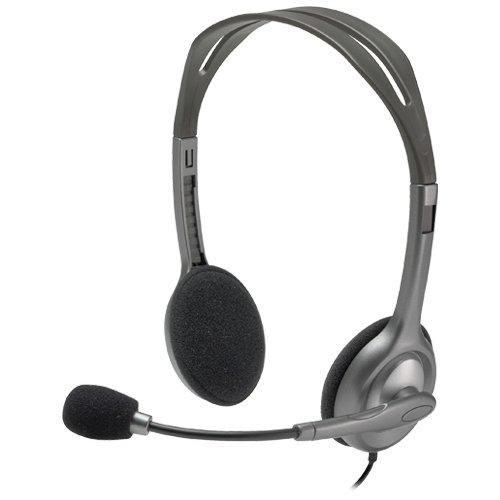 Multimedia - Headset LOGITECH 981-000593 LOGITECH Stereo Headset H111 – EMEA - One Plug