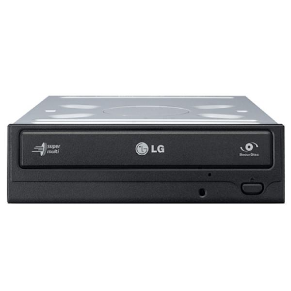 ODD DVD-RW LG GH24NSD1 ODD LG GH24NSD1 Super-multi DVD-RW 24x SATA Black, Bulk