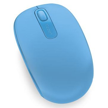 Input Devices - Mouse MICROSOFT U7Z-00057 Wireless Mobile Mouse 1850 EN/RO EMEA EG Blue