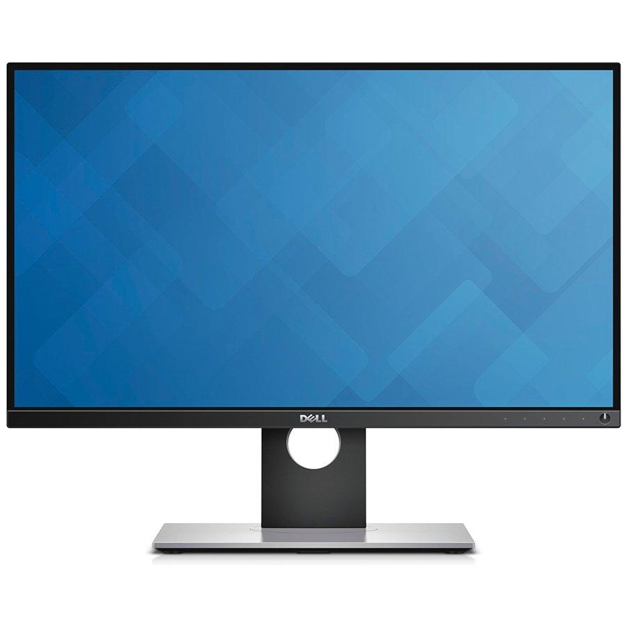 Monitor LED DELL UP2516D-14 DELL UltraSharp UP2516D UltraSharp  25'', 2560 x 1440, QHD, IPS Antiglare, 16:9, 1000:1, 2000000:1, 300cd/m2, 6ms, 178/178, DisplayPort, mini DisplayPort, 2xHDMI(MHL), 4xUSB3.0, 2xUSB3.0(KVM), Tilt, Swivel, Pivot, Height Adjust