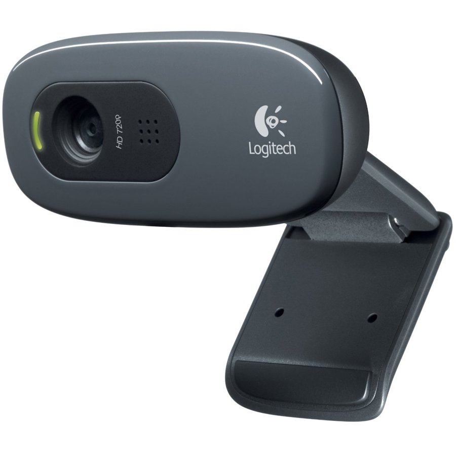 Web Camera LOGITECH 960-001063 LOGITECH HD Webcam C270 - EMEA