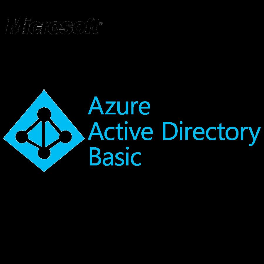 VL Cloud computing SaaS MICROSOFT GP3-00003 MICROSOFT Azure Active Directory Basic, VL Subs., Cloud, Single Language, 1 user, 1 year