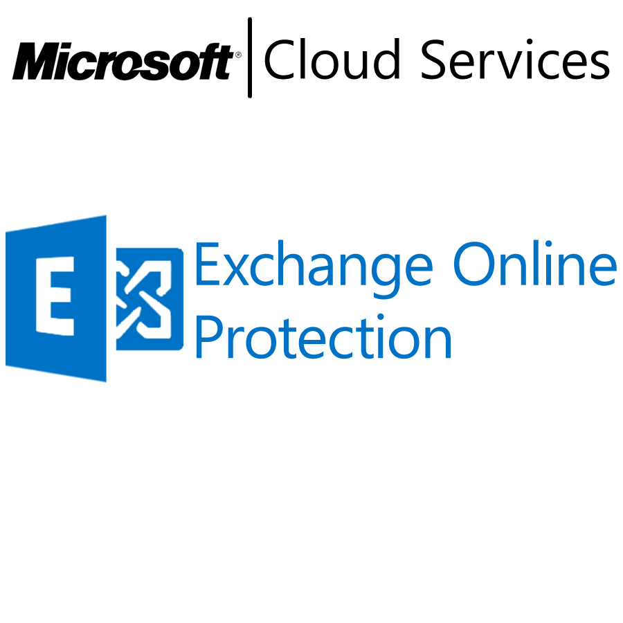 VL SaaS. Office applications MICROSOFT R9Y-00003 MICROSOFT Exchange Online Protection, VL Subs., Cloud, Single Language, 1 user, 1 year