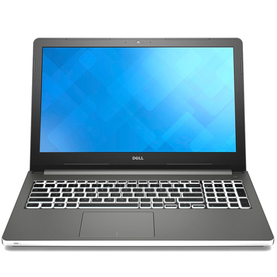 PC Notebook Consumer DELL DI5559I781V4BUWCIS3-14 Notebook DELL Inspiron 5559, 15.6 (1366 x 768), i7-6500U up to 3.10 GHz, RAM 8GB (4GBx2), HDD 1TB, AMD R5 M335 4GB, Backlit Keyboard,DVD, Ubuntu, White gloss, 3 CIS