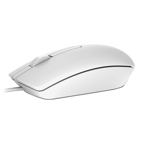 Input Devices - Mouse DELL 570-AAIP-14 Dell Optical Mouse-MS116 - White