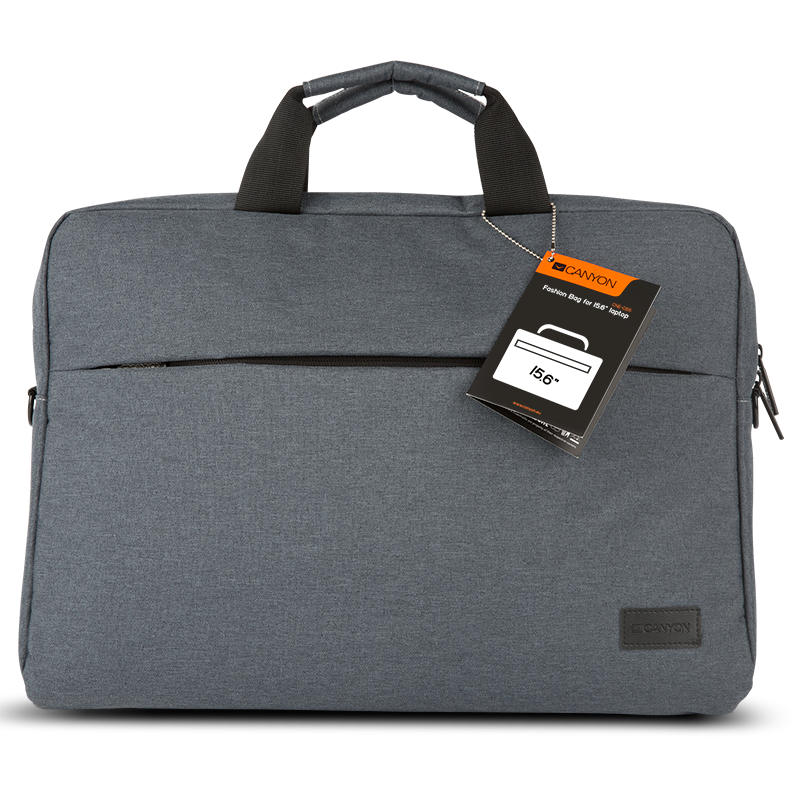 Carrying Case CANYON CNE-CB5G4 Elegant Gray laptop bag
