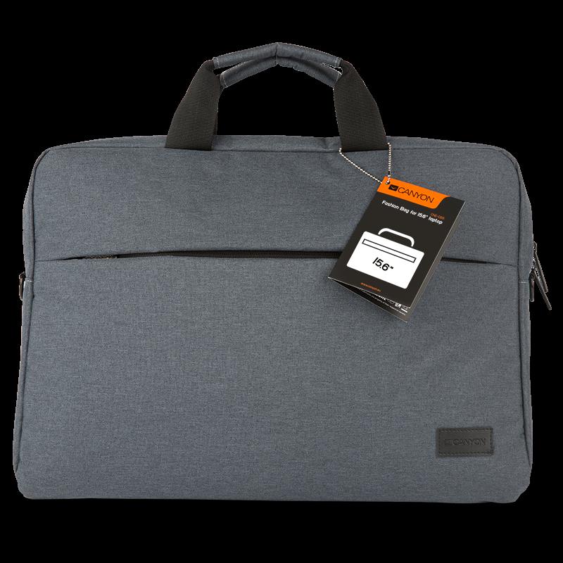 Carrying Case CANYON CNE-CB5G4 Elegant Gray laptop bag