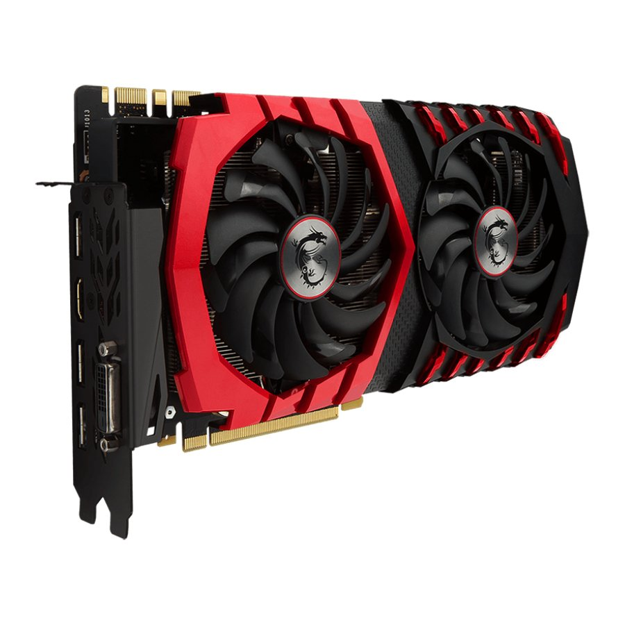 Video Card MSI GTX_1080_GAMINGX_8G MSI Video Card GeForce GTX 1080 Gaming GDDR5X 8GB/256bit, PCI-E 3.0 x16,3DP, HDMI, DVI-D, Retail