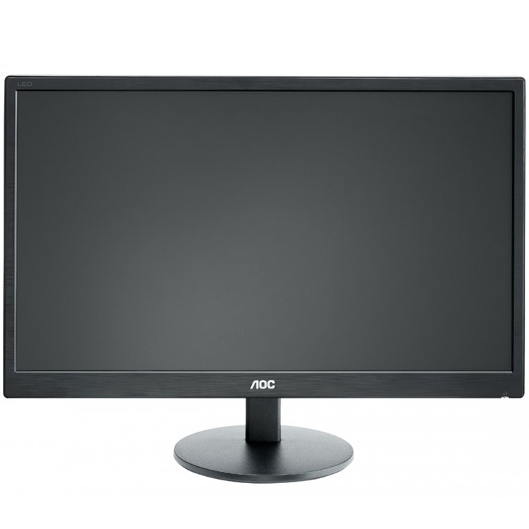 Monitor LED AOC E2270SWDN AOC Monitor LED E2270SWDN (21.5'', TN, 16:9, 1920x1080, 5ms, 700:1, 20M:1, 170/160, 200 cd/m2, VGA, DVI, Tilt: -5/+15, VESA) Black, 3y