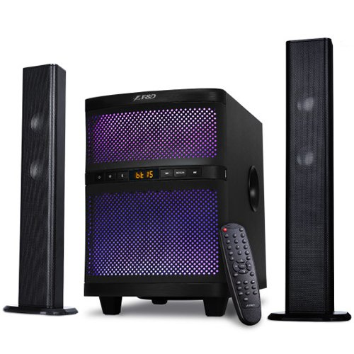 Multimedia - Speaker FENDA T-200X Multimedia - Speaker F&D T-200X (17.5Wx2+35W (RMS), Subwoofer Frequency response: 30Hz~104Hz, Satellite Frequency response: 135Hz~20kHz, Bluetooth 4.0, Plug & play USB/SD card reader)