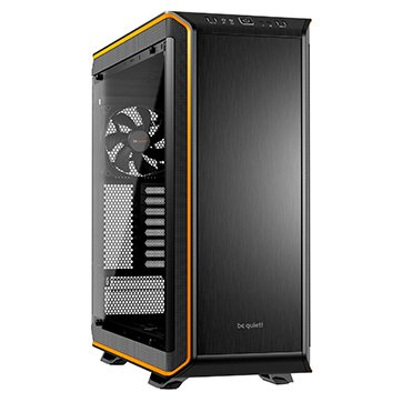 PC Chassis BE QUIET BGW10 be quiet! DARK BASE PRO 900 Orange