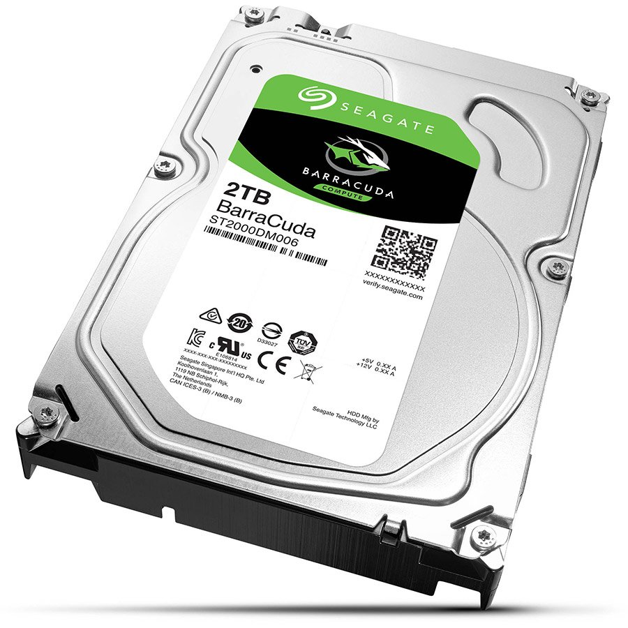 "HDD Desktop SEAGATE ST2000DM006 SEAGATE HDD Desktop Barracuda Guardian (3.5""/2TB/SATA 6Gb/s)"