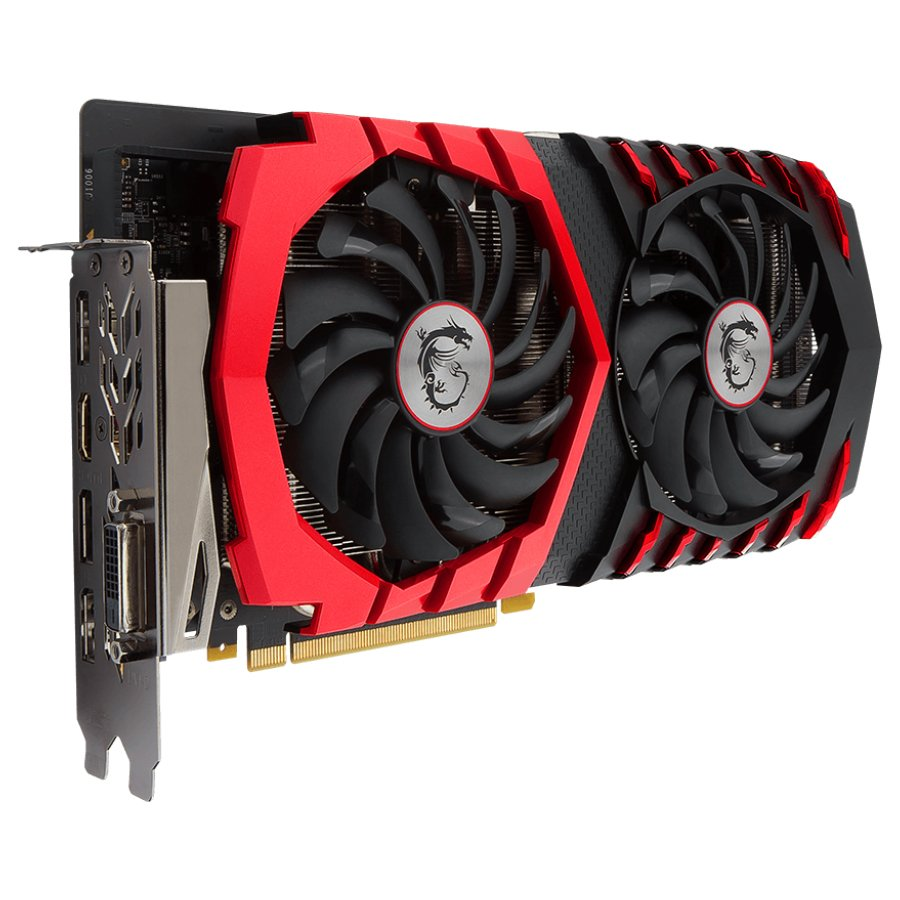 Video Card MSI GTX_1060_GAMINGX_6G MSI Video Card GeForce GTX 1060 Gaming X GDDR5 6GB/192bit, PCI-E 3.0 x16,3DP, HDMI, DVI-D, Retail