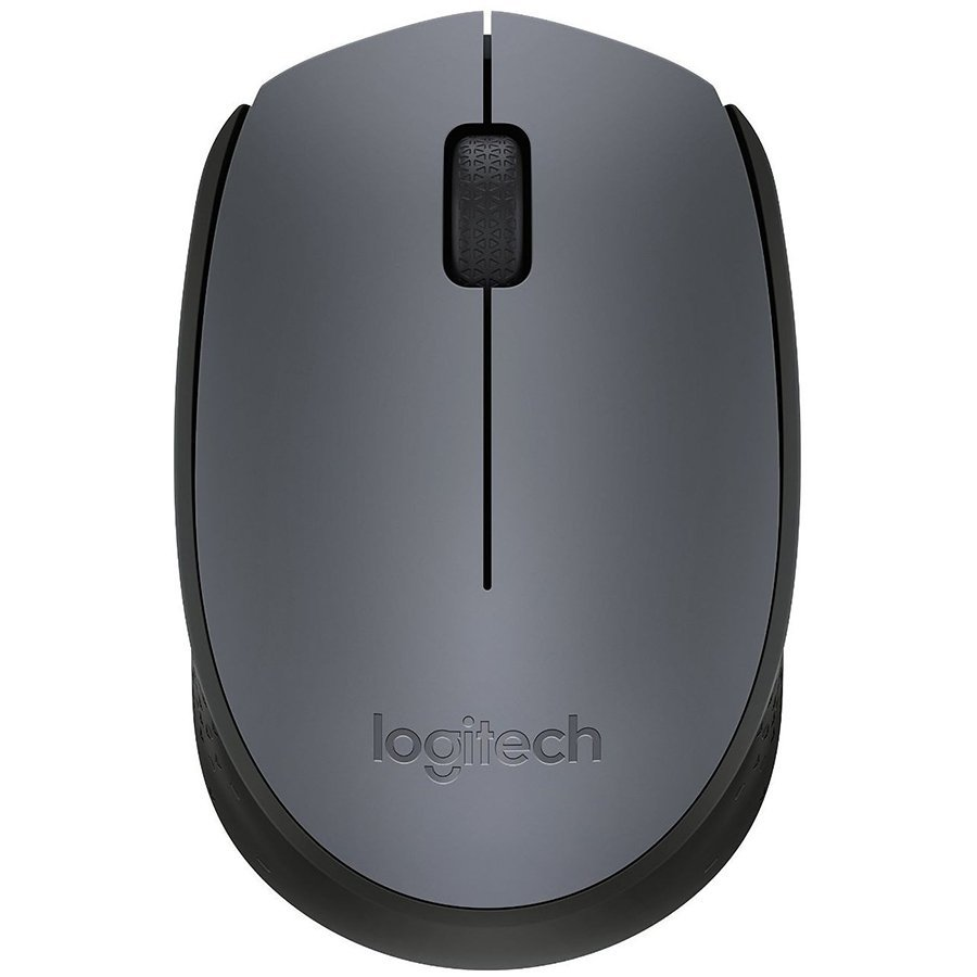 Input Devices - Mouse LOGITECH 910-004798 LOGITECH Wireless Mouse B170 - Business - EMEA – BLACK