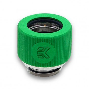Cooling System EKWB 3831109847411 EK-HDC Hard Tubing Fitting 12mm G1/4 - Green