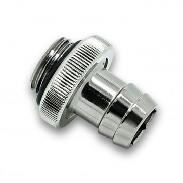 Cooling System EKWB 3831109846728 EK-HFB Soft Tubing Fitting 10mm - Nickel