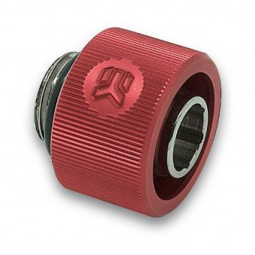Cooling System EKWB 3831109846490 EK-ACF Soft Tubing Fitting 10/16mm - Red