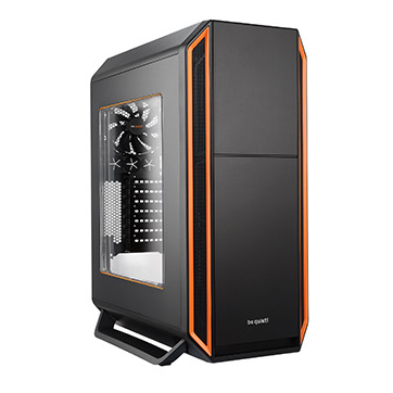 PC Chassis BE QUIET BGW01 be quiet! SILENT BASE 800 Orange with Window