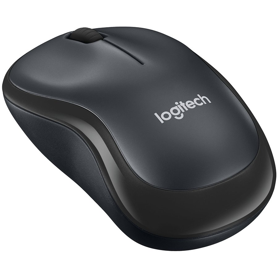 Input Devices - Mouse Box LOGITECH 910-004878 LOGITECH Wireless Mouse M220 SILENT - EMEA - CHARCOAL OFL