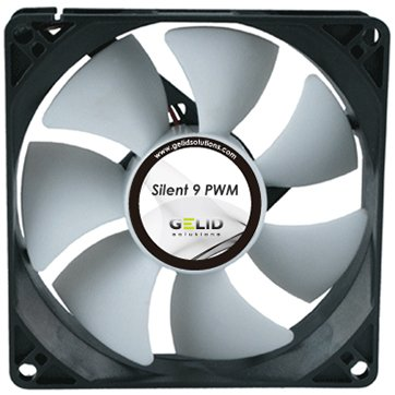 Cooling System GELID SOLUTIONS FN-PX09-20 GELID Silent 9 PWM 92mm PWM fan-2000 RPM max 11-23.5 dBA