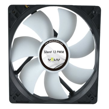 Cooling System GELID SOLUTIONS FN-PX14-12 GELID Silent 14 PWM 140mm PWM fan-1200 RPM max 12-25.5 dBA