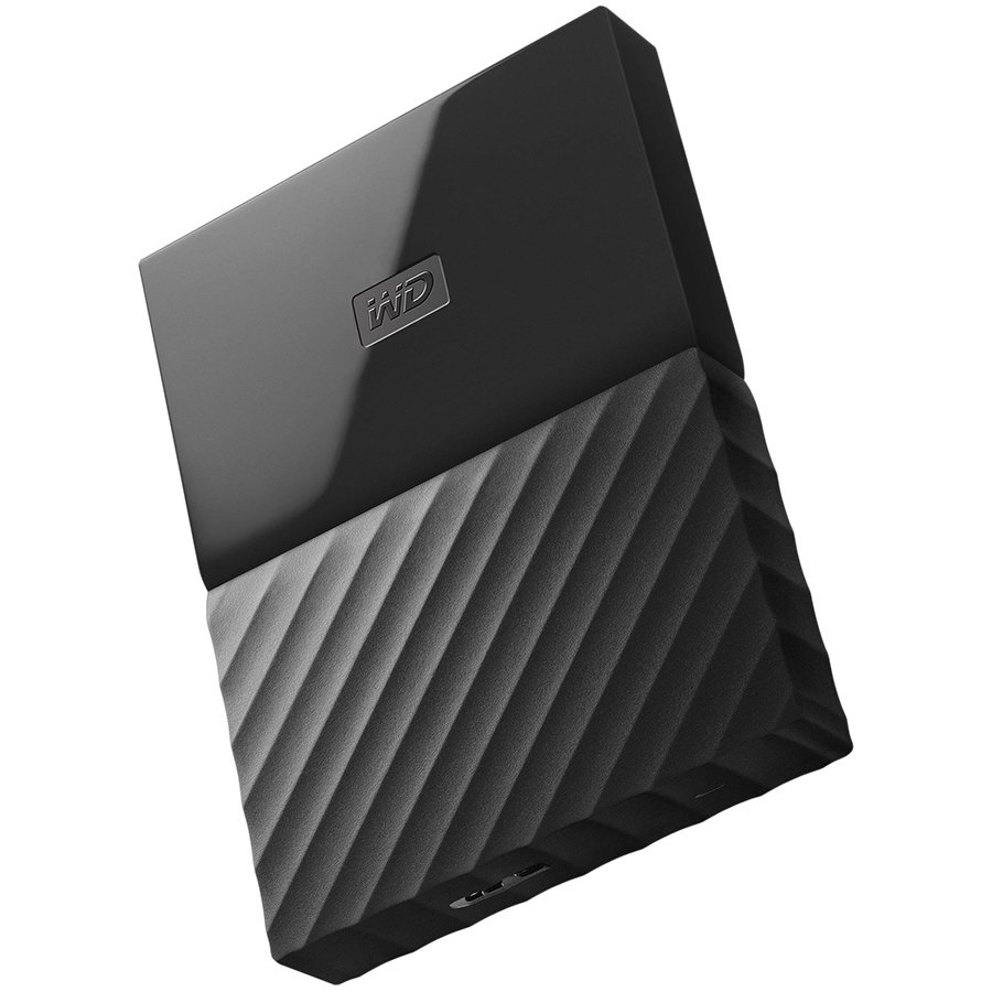 "HDD External WESTERN DIGITAL WDBYNN0010BBK-WESN HDD External WD My Passport (2.5"", 1TB, USB 3.0) Black"