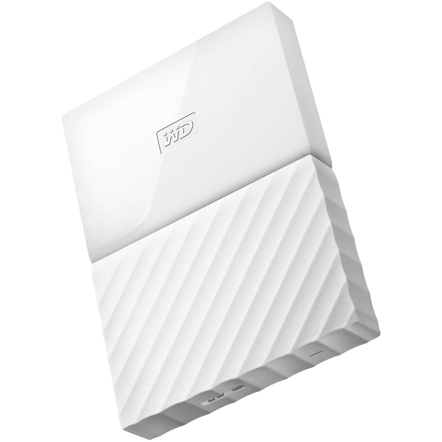"HDD External WESTERN DIGITAL WDBYNN0010BWT-WESN HDD External WD My Passport (2.5"", 1TB, USB 3.0) White"