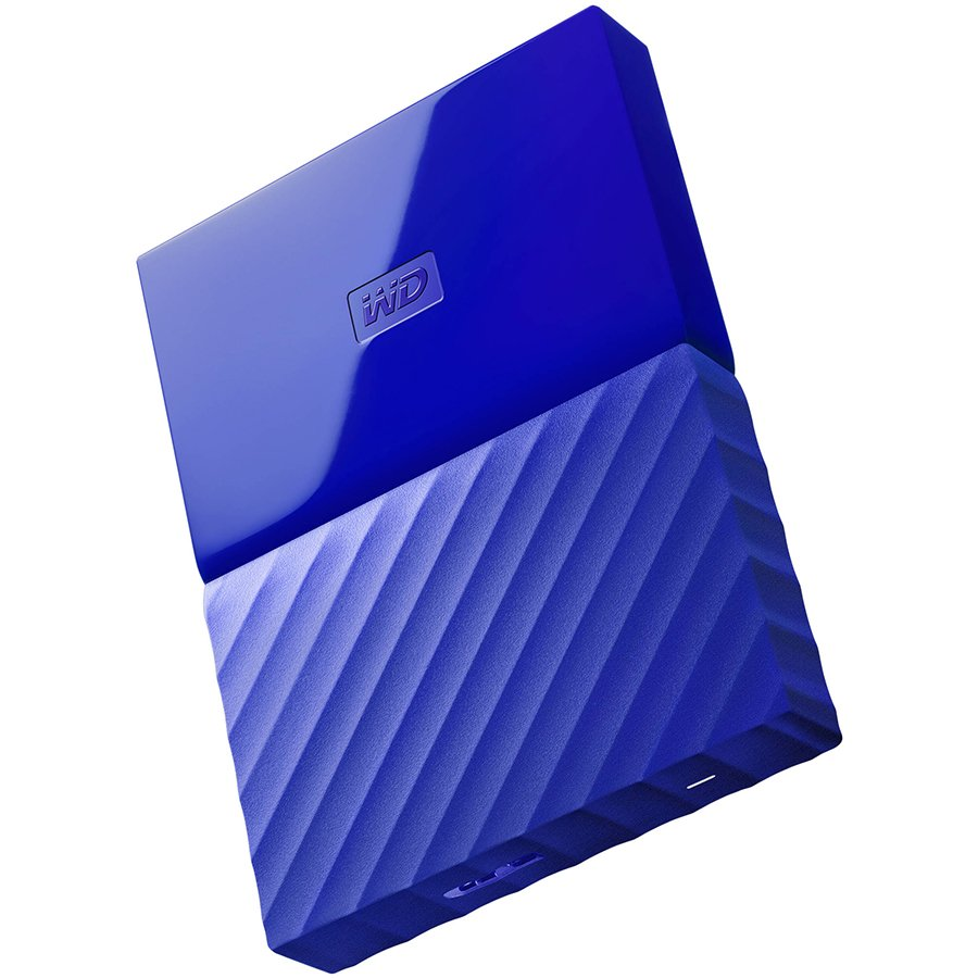 "HDD External WESTERN DIGITAL WDBYFT0020BBL-WESN HDD External WD My Passport (2.5"", 2TB, USB 3.0) Blue"