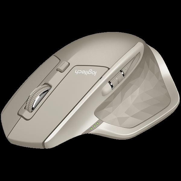Input Devices - Mouse Box LOGITECH 910-004958 LOGITECH Bluetooth Mouse MX Master - EMEA - STONE