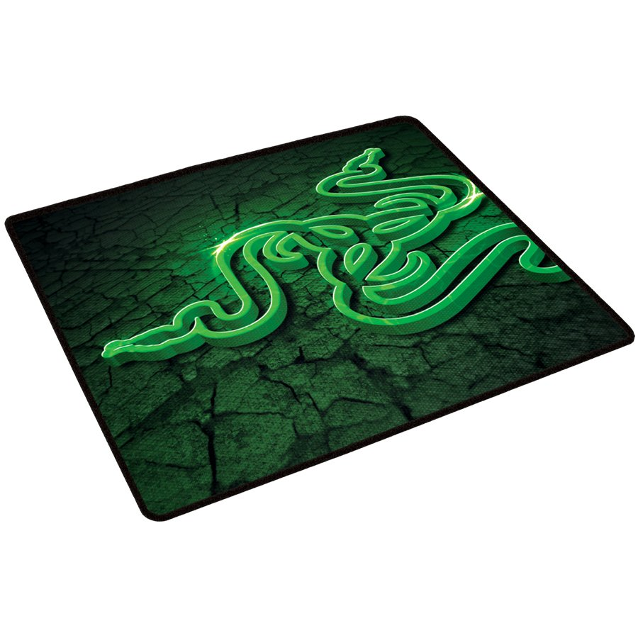 Mouse Pad RAZER RZ02-01070500-R3M2 RAZER GOLIATHUS CONTROL FISSURE ED. small  (270mm x 215mm) Heavily textured weave for precise mouse controlPixel-precise targeting and tracking,Optimized for all mouse sensitivities and sensors,Highly portable cloth-base
