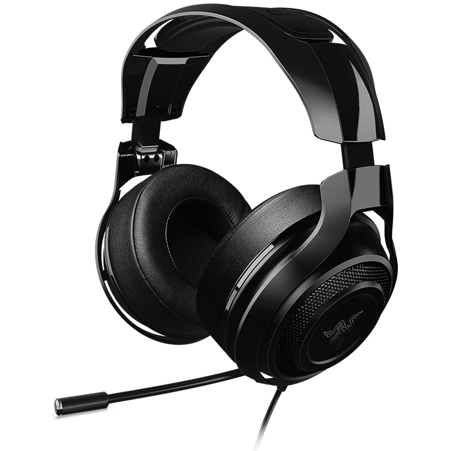 Multimedia - Headset RAZER RZ04-01920200-R3G1 RAZER Razer ManO'War 7.1 Analog / Digital Gaming Headset ADVANCED 7.1 VIRTUAL SURROUND SOUND ENGINE, 50mm POWERFUL DRIVERS AND SOUND ISOLATION,IN-LINE CONTROLS AND FULLY RETRACTABLE MICROPHONE, Connection type