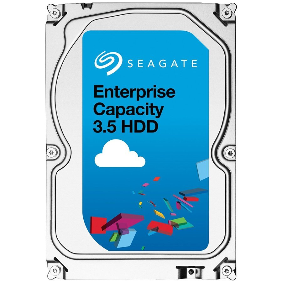 HDD Server SEAGATE ST2000NM0008 SEAGATE HDD Server Enterprise Capacity - 512n (3.5'/2TB/128m/SATA 6Gb/s/7200rpm)
