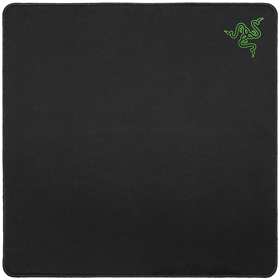 Mouse Pad RAZER RZ02-01830200-R3M1 RAZER GIGANTUS ELITE EDITION, Ultra large size for low DPI gameplay 455mm x 455mm.OPTIMIZED GAMING SURFACE, ENGINEERED FOR SPEED AND CONTROL,Anti-fray stitching