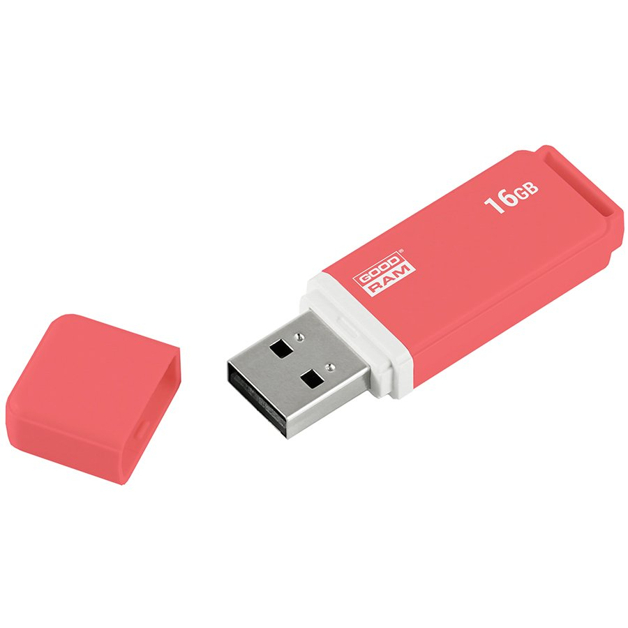 Memory ( USB flash ) GOODRAM UMO2-0160OGR11-O UMO2-0160OGR11; 16GB UMO2 ORANGE USB 2.0 GOODRAM