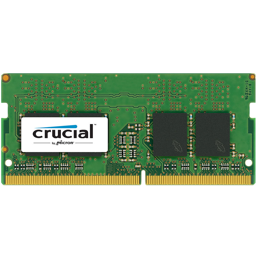 Memory ( Mobile ) CRUCIAL CT8G4SFS8213 CRUCIAL 8GB DDR4 2133 MT/s (PC4-17000) CL15 SR x8 Unbuffered SODIMM 260pin Single Ranked