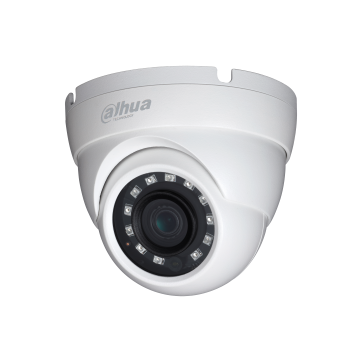 "IP Camera DAHUA ELECTRONIC HAC-HDW1200MP Dahua HD-CVI camera 2MPix, Water-proof, Day&Night, 1/2.7"" CMOS, 1920×1080 Effective Pixels, 25fps@1080P, Focal Length 3.6mm, 0.02Lux/F2.0, 0Lux IR on, IP67, outdoor installation."
