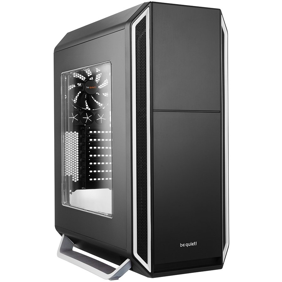 PC Chassis BE QUIET BGW03 be quiet! SILENT BASE 800 Silver with Window