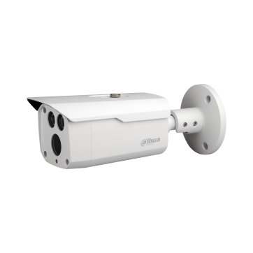 "IP Camera DAHUA ELECTRONIC HAC-HFW1100D-B Dahua Electronic HD-CVI camera 1MPix, Water-proof, Day&Night, 1/3"" CMOS, 1280×720 Effective Pixels, 25/30fps@720P, Focal Length 8mm, 0.05Lux/F2.0, 0Lux IR on, IP67, outdoor installation."