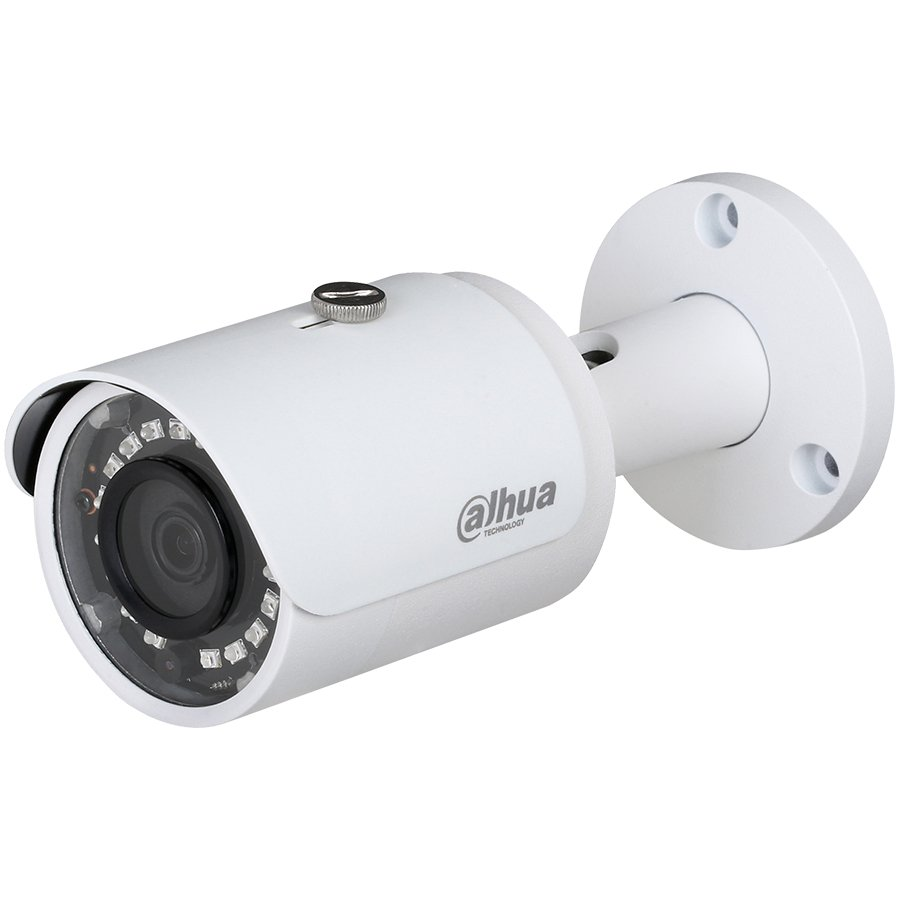 "IP Camera DAHUA ELECTRONIC IPC-HFW1120S Dahua IP camera 1.3MPix, Water-proof, Day&Night, 1/3"" CMOS, 1280×960 Effective Pixels, 25/30fps@720P, Focal Length 2.8mm, 0.5Lux/F2.5, 0Lux IR on, IP67, PoE, Outdoor installation"