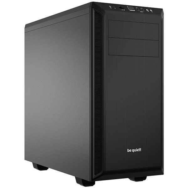 PC Chassis BE QUIET BG021 be quiet! PURE BASE 600 Black