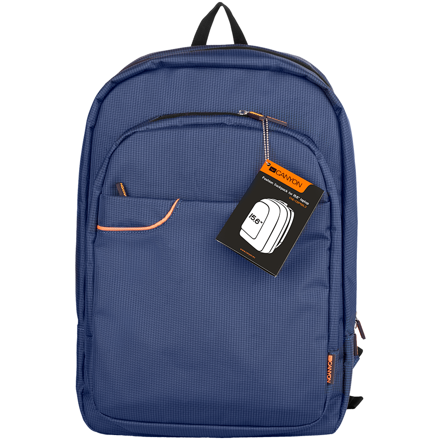 Carrying Case CANYON CNE-CBP5BL3 CANYON Sleek backpack for 15.6 inch laptops