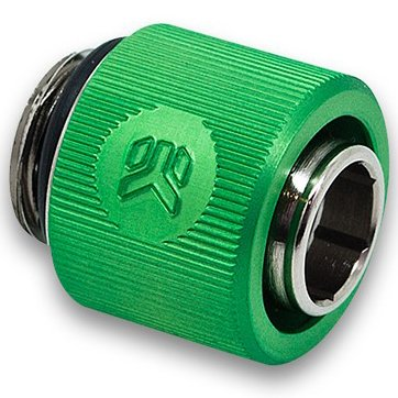 Cooling System EKWB EKWB3831109847336 EK-ACF Fitting 10/13mm - Green (EK-DuraClear 9,5/12,7mm compatible)