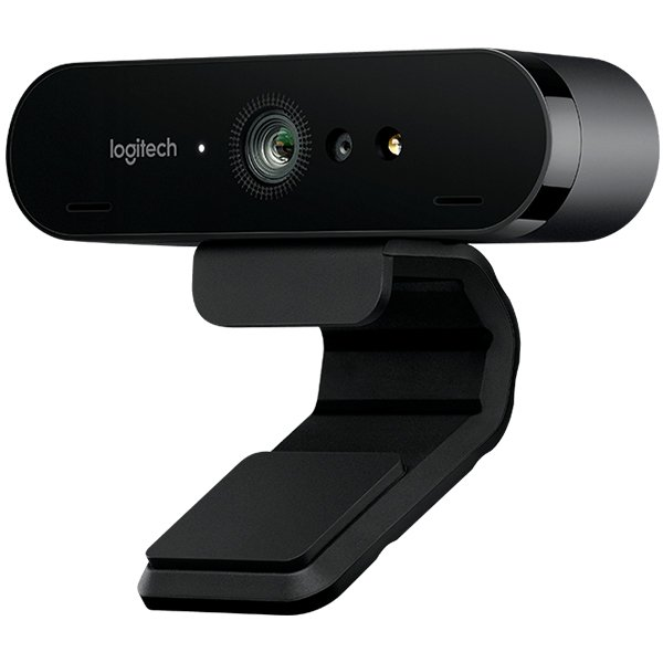 Web Camera LOGITECH 960-001106 LOGITECH HD Webcam BRIO 4k - EMEA